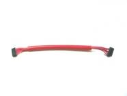 Senzorový kabel červený, HighFlex 100mm