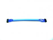 Senzorový kabel modrý, HighFlex 100mm