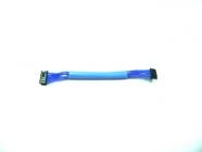 Senzorový kabel modrý, HighFlex 70mm