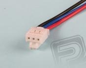 servisní konektor THUNDER (2 čl.)