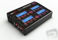 SKY RC Quattro B6 nabíječ 4 x 80W