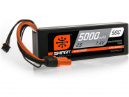 Spektrum Smart LiPo 7.4V 5000mAh 50C HC IC3