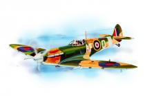 Spitfire (702mm) laser.vyřezávaný