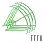 Syma X5C-03 kryty rotorových listů, fosforová