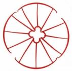 Syma X5C-03R kryty rotorových listů, červená