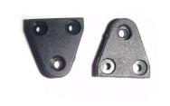 MJX T10-004 trojúhelníčky pro úchyty horních listů (2ks)