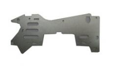 MJX T640C-24 pravý hliníkový rám - spodní
