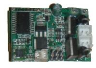 MJX T640C-25 základní deska