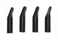 MJX T640C-41 plastové konce vzpěr (4ks)
