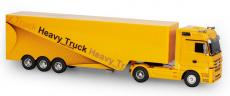 RC kamion Mercedes-Benz Actros, žlutá