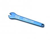 Traxxas - klíč 5mm hliníkový modrý