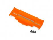 Traxxas křídlo oranžové: Rustler 4X4