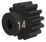 Traxxas pastorek 14T 32DP 3.17mm kalená ocel
