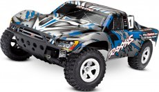RC auto Traxxas Slash 1:10, modrá
