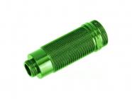 Traxxas tělo tlumiče GTR xx-long hliník/PTFE zelené