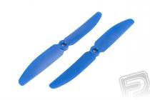 Vrtule 5x3 CW/CCW modrá (1 pár)