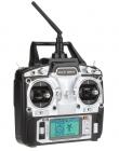 Vysílač + přijímač FLYSKY FS-T6 2,4Ghz