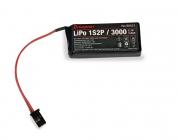 Vysílačové LiPo 1S2P/3000 3,7V pro MZ-12 serii