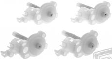 X23W - lože motoru s převody