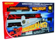 MEHANO Train set Wrecker Crane