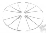X5UW-D - ochranné oblouky
