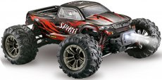 RC auto Q901C Spirit brushless, červená