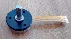 XIRO Horizontální motor gimbalu