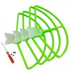 XIRO Kryty rotorů, zelená