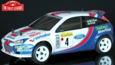 RC auto Ford Focus 2001 WRC