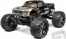 RC auto SAVAGE X 4,6 RTR s 2,4GHz RC soupravou