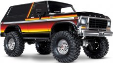 RC auto Traxxas TRX-4 Ford Bronco 1:10 TQi RTR, Sunset