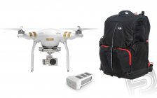 Dron DJI Phantom 3 Professional, set 3