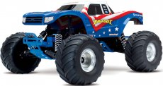 Traxxas Big Foot 1:10 RTR bílý