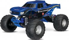 RC auto Traxxas Big Foot 1:10 RTR, Firestone