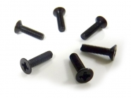 Zápustný šroub 3x12 mm (6 ks)