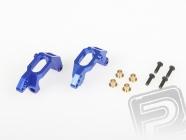 Závěs předního kola - ALU (modrý), 2ks. 102010