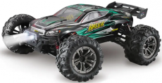 RC auto Q903C Spirit brushless, zelená