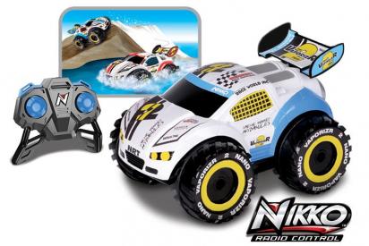 RC Obojživelník Nikko Nano VaporizR 2, modrý