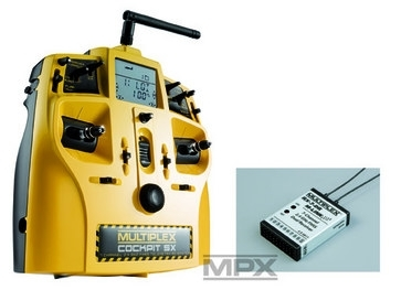 25134 COCKPIT SX M-Link telemetrická sada 2,4GHz, action edition