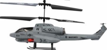 RC vrtulník King Cobra AH-1