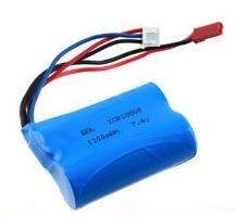 Náhradní akumulátor Li-Po 7,4V 1100 mAh