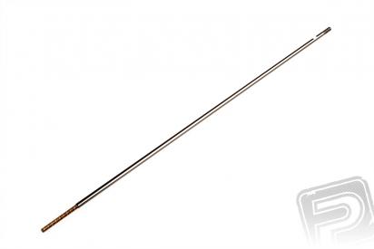 4mm pevná hřídel w/3,18