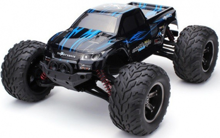 RC auto 9115 Challenger monster, modrá
