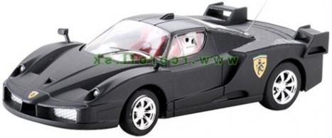 RC auto MINI FERRARI, černé