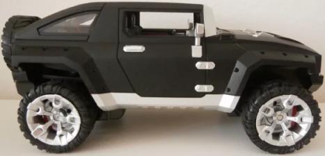 RC špionážní auto DRY SPY WIFI s kamerou, černé
