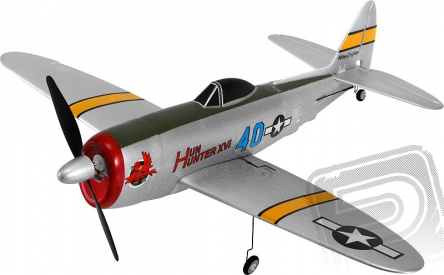 RC letadlo P-47 Thunderbolt