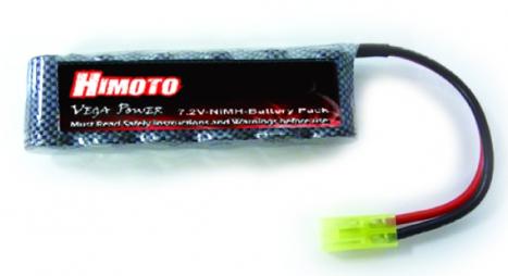 AKU HIMOTO NiMh 7,2V 1100 mAh