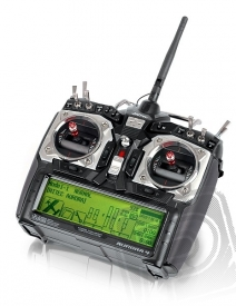 AURORA 9 2.4GHz vysílač s Tx akumulátorem