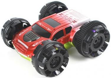 RC Double car, červená