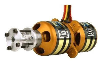 AXI 5330/20 Double střídavý motor